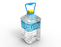 Bidón de agua / Water drum