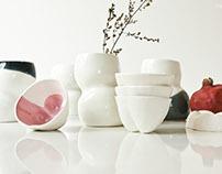 My first ceramic expirience — porcelain