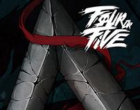 Four or Five Album Cover&Logo