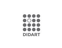 DIDART : Branding + Corporate Identity