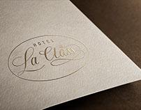 Hotel Logo and stationary