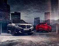 2019 BMW X3M & X4M