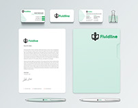 Fluidline pvt. ltd - Branding (logo, catalogue)