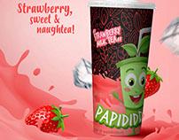 Papididdo Branding, Packaging, & Digital ads