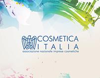 Cosmetica Italia Expo Website