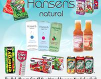 Hansen Trade Show Sign