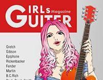 Girls Rock Guiter