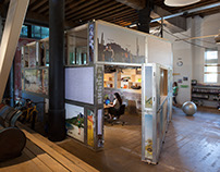 KEEN headquarter Rotterdam by Superuse Studios