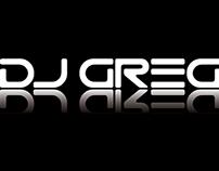 """Logo Design for """"DJ Greg T"""""""