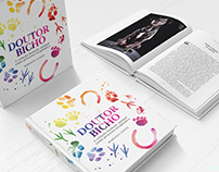 Livro - Direção de arte + Projeto gráfico + Ilustração