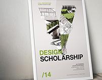 Vectorworks Design Scholarship Poster
