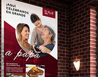 Papa Grill - Publicidad