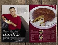 Magazine Design: BBC Good Food