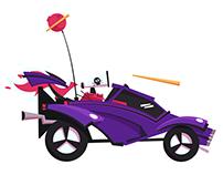 Rocket League Animation