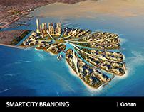 City of Pearl Branding