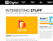 77Digital Blog