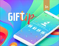 GIFTip Mobile App