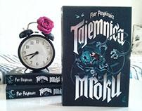 Tajemnica Mroku - YA book cover