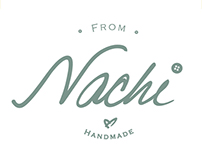 FromNachi Logo concepts. Personalized clothing.