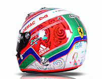 Matt Griffin LeMans Ferrari Driver