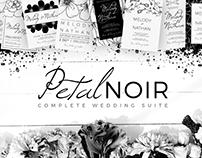 Petal Noir - Wedding Suite