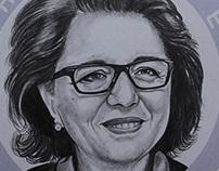 PharmaSea 2017 - Portrait Drawings