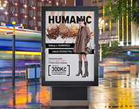 Campaign for HUMANIC