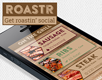 ROASTR - Roastin' Social
