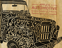 Apple's Automotive