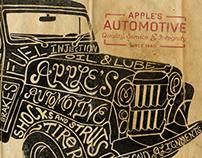 Apple's Automotive