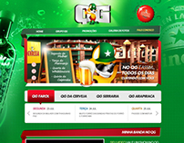 Site Grupo QG