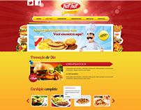 Site Restaurante Hot Hot