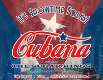 Cubana Featuring The Sugar Kings
