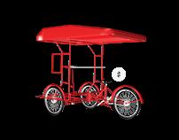Mobiling Cart