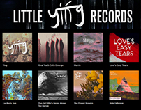 Little Ying Records Identity