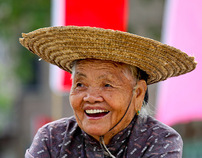 Portraits of Chinese People