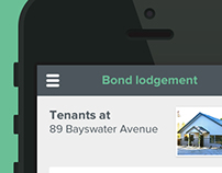 Bond Lodgement