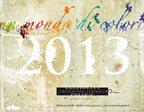 Colors 2013 - Calendar
