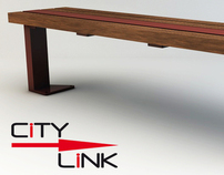City Link - Street Funiture