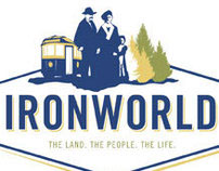 Ironworld - Rebrand