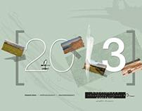 Landscapes 2013 - Calendar