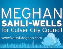 Meghan Sahli-Wells for Culver City council