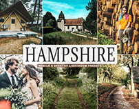 Free Hampshire Mobile & Desktop Lightroom Presets