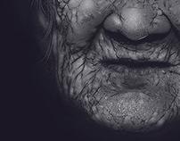 Tai Phake Woman - Digital Painting