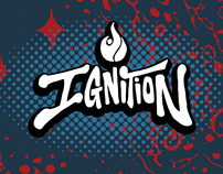 Ignition Festival Branding and Artwork