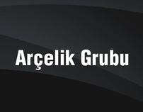 Arçelik web design