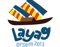Ateneo OrSem Layag 2013