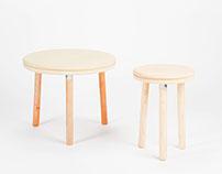 Low Tech Furniture