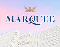 MARQUEE - Brand Identity & Website