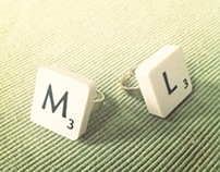 DESIGN | Scrabble Ring